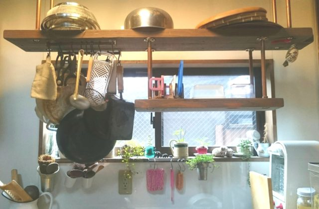 キッチン・鍋の収納